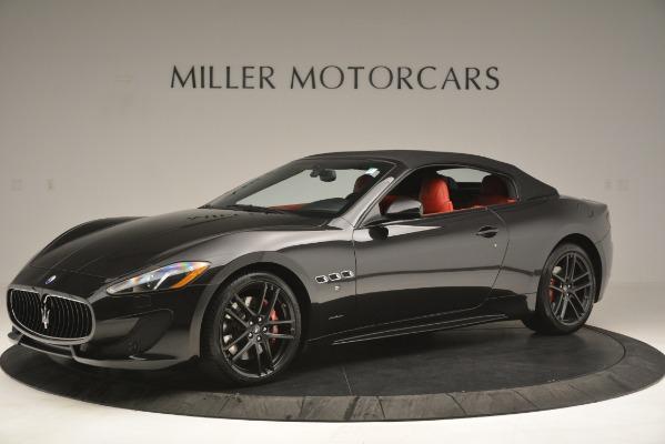 Used 2015 Maserati GranTurismo Sport for sale Sold at Bugatti of Greenwich in Greenwich CT 06830 4