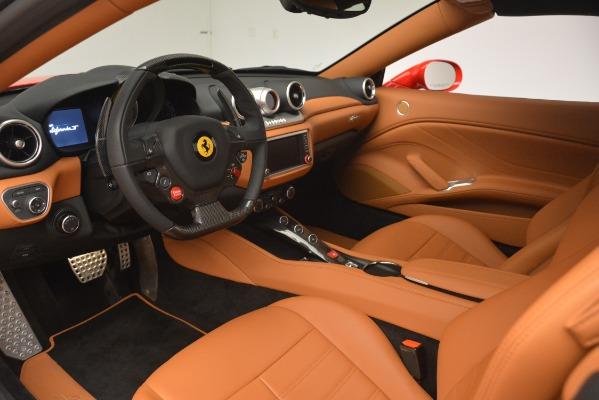 Used 2017 Ferrari California T Handling Speciale for sale Sold at Bugatti of Greenwich in Greenwich CT 06830 19