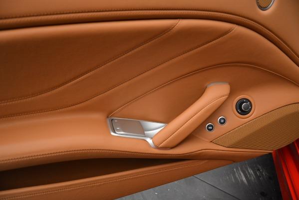 Used 2017 Ferrari California T Handling Speciale for sale $174,900 at Bugatti of Greenwich in Greenwich CT 06830 22