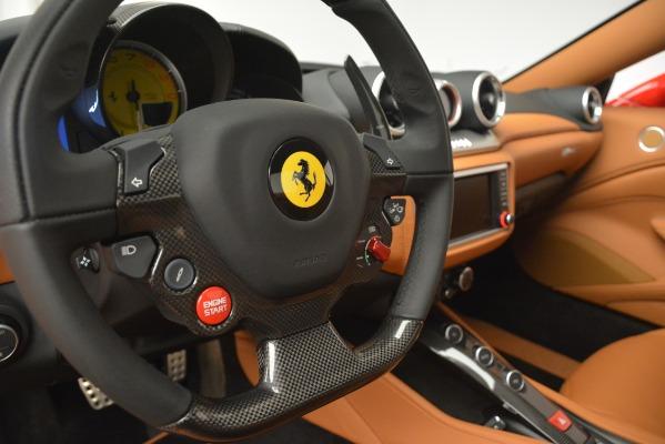 Used 2017 Ferrari California T Handling Speciale for sale Sold at Bugatti of Greenwich in Greenwich CT 06830 27