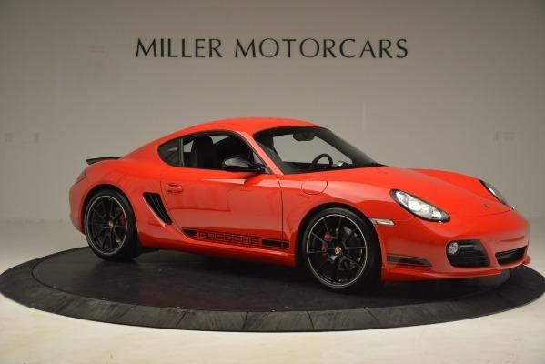 Used 2012 Porsche Cayman R for sale Sold at Bugatti of Greenwich in Greenwich CT 06830 10
