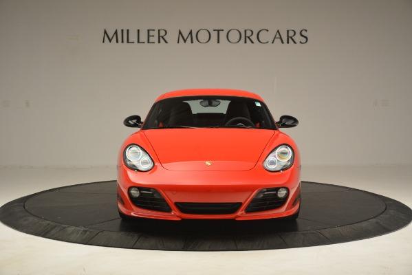 Used 2012 Porsche Cayman R for sale Sold at Bugatti of Greenwich in Greenwich CT 06830 12