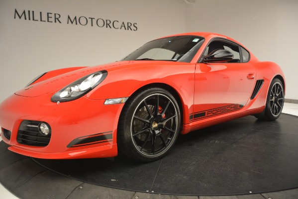 Used 2012 Porsche Cayman R for sale Sold at Bugatti of Greenwich in Greenwich CT 06830 14