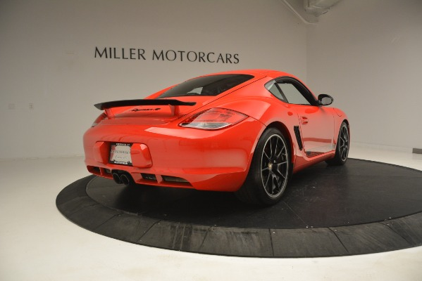 Used 2012 Porsche Cayman R for sale Sold at Bugatti of Greenwich in Greenwich CT 06830 16