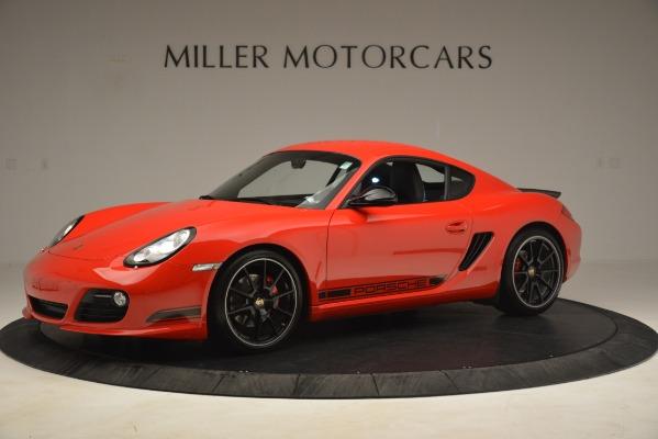 Used 2012 Porsche Cayman R for sale Sold at Bugatti of Greenwich in Greenwich CT 06830 2