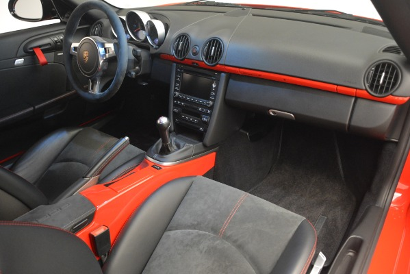 Used 2012 Porsche Cayman R for sale Sold at Bugatti of Greenwich in Greenwich CT 06830 21