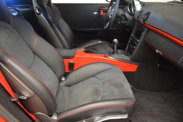 Used 2012 Porsche Cayman R for sale Sold at Bugatti of Greenwich in Greenwich CT 06830 22