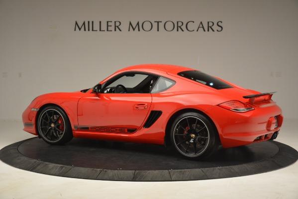 Used 2012 Porsche Cayman R for sale Sold at Bugatti of Greenwich in Greenwich CT 06830 4