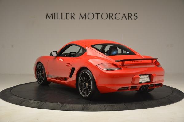 Used 2012 Porsche Cayman R for sale Sold at Bugatti of Greenwich in Greenwich CT 06830 5
