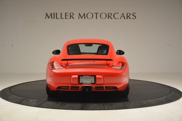Used 2012 Porsche Cayman R for sale Sold at Bugatti of Greenwich in Greenwich CT 06830 6