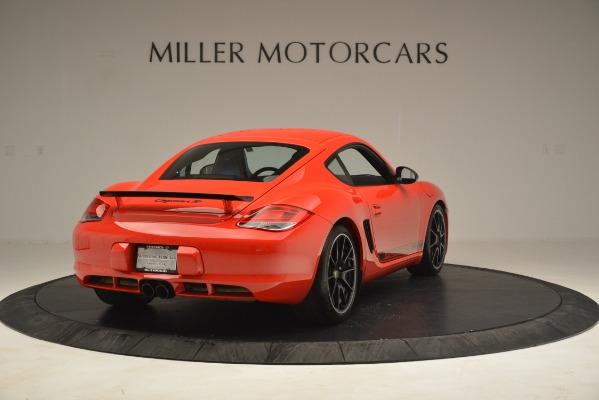 Used 2012 Porsche Cayman R for sale Sold at Bugatti of Greenwich in Greenwich CT 06830 7