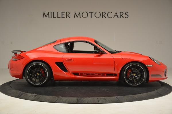 Used 2012 Porsche Cayman R for sale Sold at Bugatti of Greenwich in Greenwich CT 06830 9