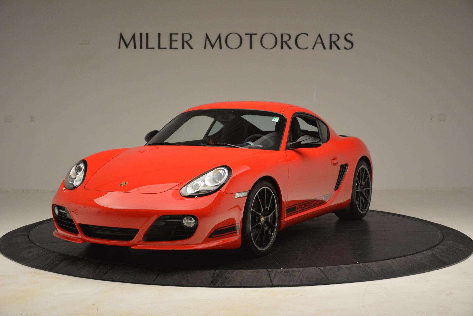 Used 2012 Porsche Cayman R for sale Sold at Bugatti of Greenwich in Greenwich CT 06830 1