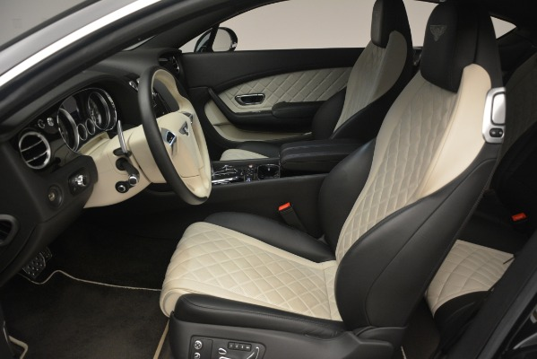Used 2016 Bentley Continental GT V8 S for sale Sold at Bugatti of Greenwich in Greenwich CT 06830 18