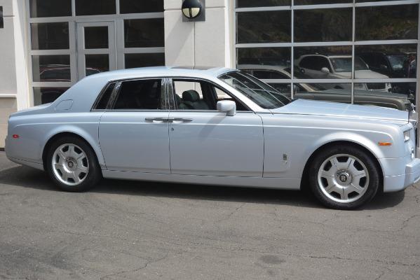 Used 2007 Rolls-Royce Phantom for sale Sold at Bugatti of Greenwich in Greenwich CT 06830 10