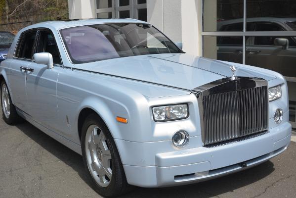 Used 2007 Rolls-Royce Phantom for sale Sold at Bugatti of Greenwich in Greenwich CT 06830 11