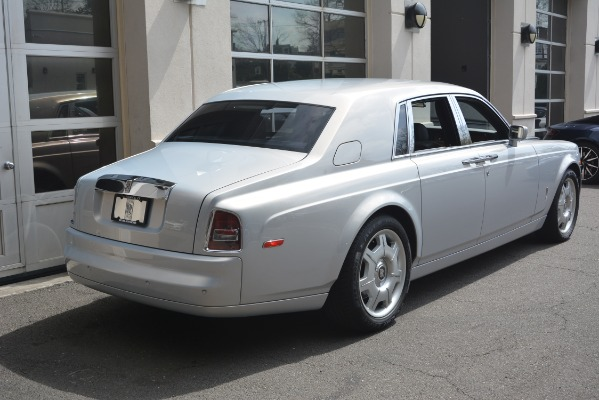 Used 2007 Rolls-Royce Phantom for sale Sold at Bugatti of Greenwich in Greenwich CT 06830 12