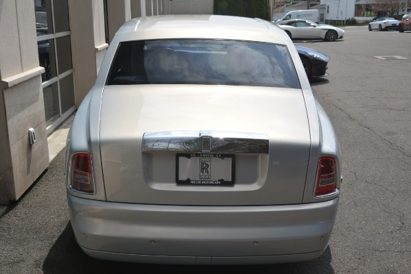 Used 2007 Rolls-Royce Phantom for sale Sold at Bugatti of Greenwich in Greenwich CT 06830 13