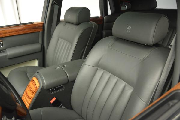 Used 2007 Rolls-Royce Phantom for sale Sold at Bugatti of Greenwich in Greenwich CT 06830 17