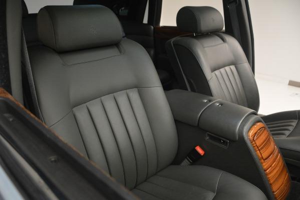 Used 2007 Rolls-Royce Phantom for sale Sold at Bugatti of Greenwich in Greenwich CT 06830 18