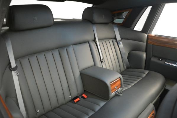 Used 2007 Rolls-Royce Phantom for sale Sold at Bugatti of Greenwich in Greenwich CT 06830 20