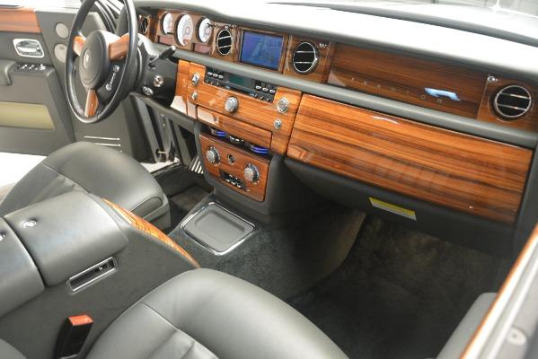 Used 2007 Rolls-Royce Phantom for sale Sold at Bugatti of Greenwich in Greenwich CT 06830 22