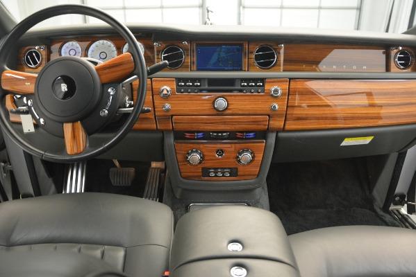 Used 2007 Rolls-Royce Phantom for sale Sold at Bugatti of Greenwich in Greenwich CT 06830 23