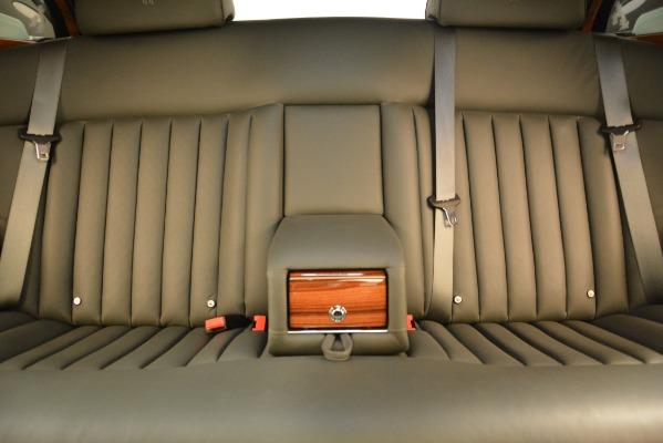 Used 2007 Rolls-Royce Phantom for sale Sold at Bugatti of Greenwich in Greenwich CT 06830 24