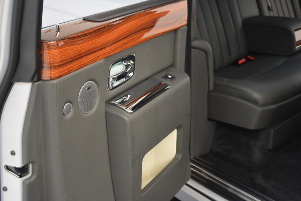 Used 2007 Rolls-Royce Phantom for sale Sold at Bugatti of Greenwich in Greenwich CT 06830 27