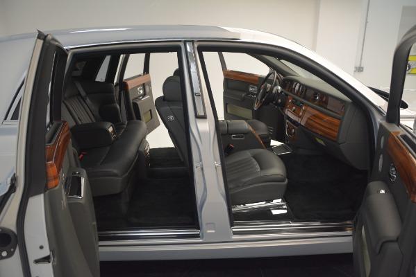 Used 2007 Rolls-Royce Phantom for sale Sold at Bugatti of Greenwich in Greenwich CT 06830 28