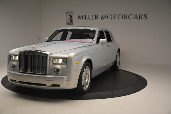 Used 2007 Rolls-Royce Phantom for sale Sold at Bugatti of Greenwich in Greenwich CT 06830 3
