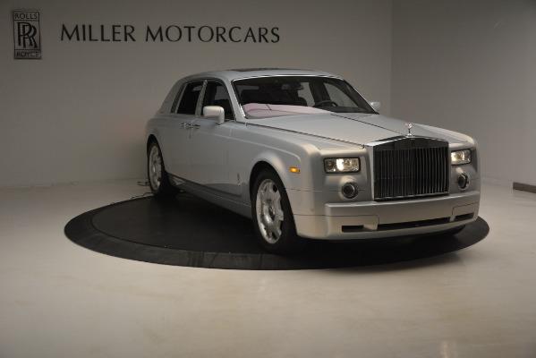 Used 2007 Rolls-Royce Phantom for sale Sold at Bugatti of Greenwich in Greenwich CT 06830 4