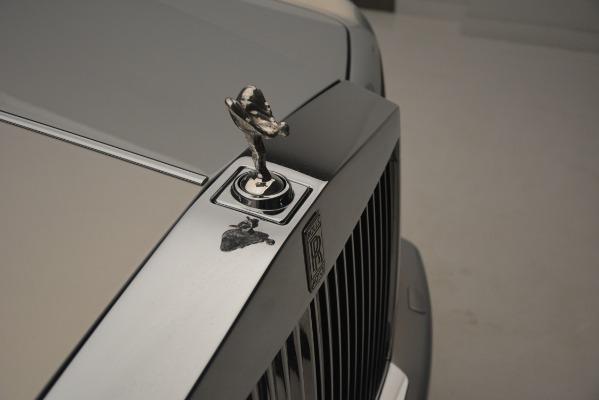 Used 2007 Rolls-Royce Phantom for sale Sold at Bugatti of Greenwich in Greenwich CT 06830 5