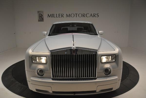 Used 2007 Rolls-Royce Phantom for sale Sold at Bugatti of Greenwich in Greenwich CT 06830 6