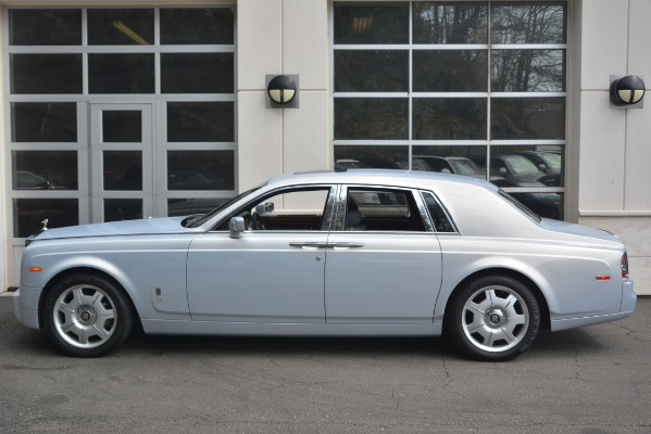 Used 2007 Rolls-Royce Phantom for sale Sold at Bugatti of Greenwich in Greenwich CT 06830 7
