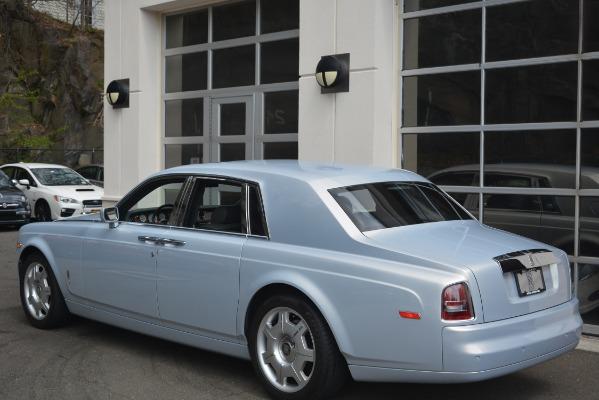 Used 2007 Rolls-Royce Phantom for sale Sold at Bugatti of Greenwich in Greenwich CT 06830 8