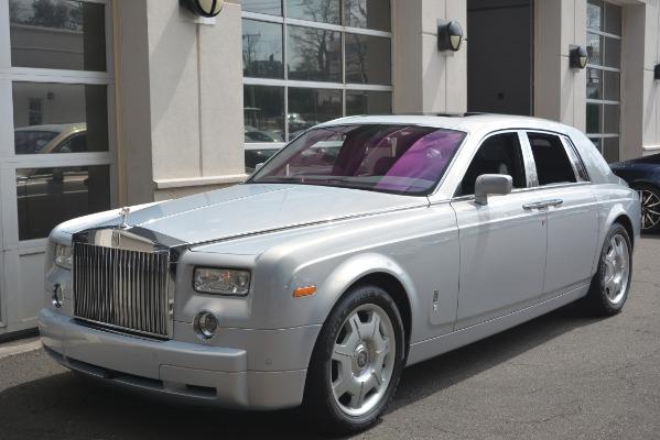 Used 2007 Rolls-Royce Phantom for sale Sold at Bugatti of Greenwich in Greenwich CT 06830 9