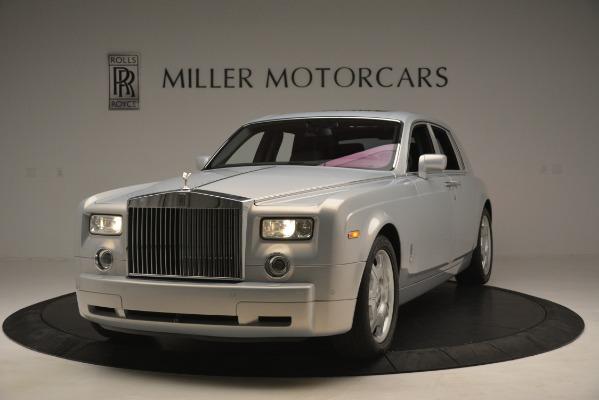 Used 2007 Rolls-Royce Phantom for sale Sold at Bugatti of Greenwich in Greenwich CT 06830 1