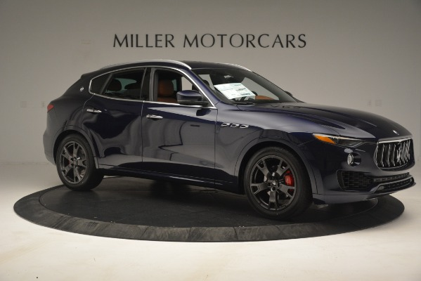 New 2019 Maserati Levante Q4 for sale Sold at Bugatti of Greenwich in Greenwich CT 06830 10