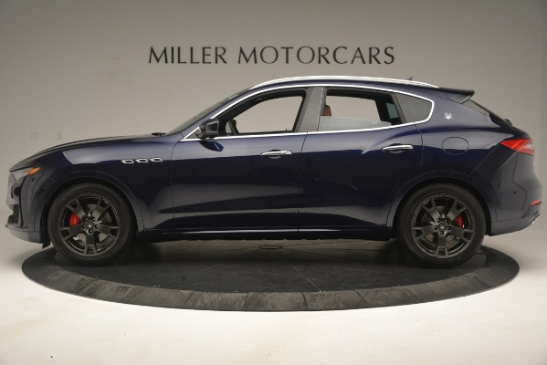 New 2019 Maserati Levante Q4 for sale Sold at Bugatti of Greenwich in Greenwich CT 06830 3