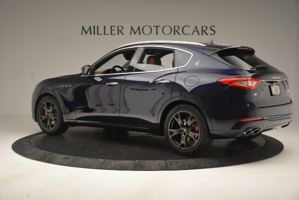 New 2019 Maserati Levante Q4 for sale Sold at Bugatti of Greenwich in Greenwich CT 06830 4