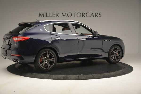 New 2019 Maserati Levante Q4 for sale Sold at Bugatti of Greenwich in Greenwich CT 06830 8