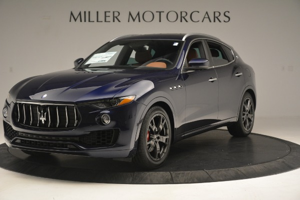 New 2019 Maserati Levante Q4 for sale Sold at Bugatti of Greenwich in Greenwich CT 06830 1
