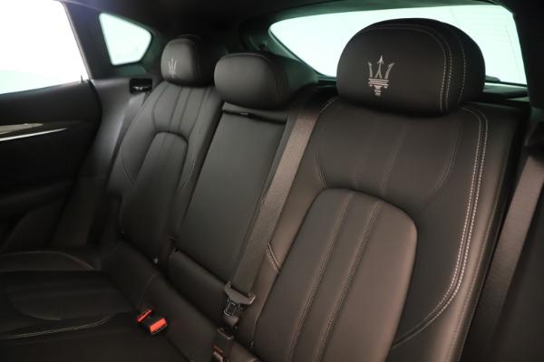 New 2019 Maserati Levante GTS for sale Sold at Bugatti of Greenwich in Greenwich CT 06830 18