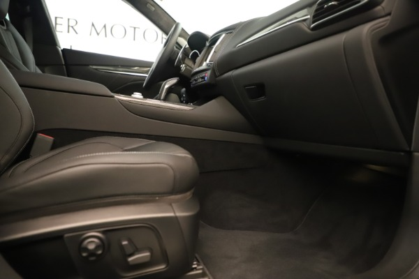 New 2019 Maserati Levante GTS for sale Sold at Bugatti of Greenwich in Greenwich CT 06830 23