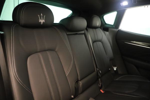 New 2019 Maserati Levante GTS for sale Sold at Bugatti of Greenwich in Greenwich CT 06830 26