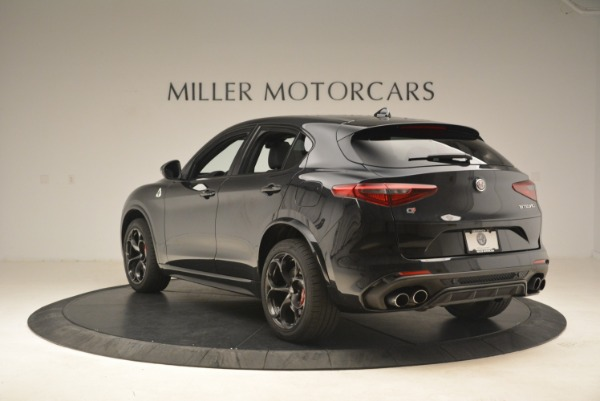 New 2019 Alfa Romeo Stelvio Quadrifoglio for sale Sold at Bugatti of Greenwich in Greenwich CT 06830 5