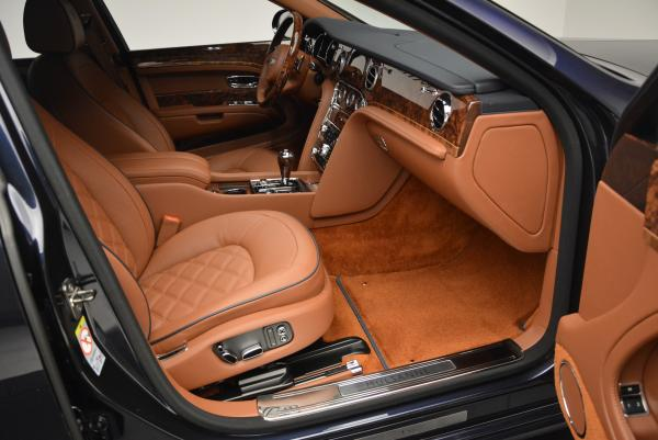 Used 2016 Bentley Mulsanne Speed for sale Sold at Bugatti of Greenwich in Greenwich CT 06830 18
