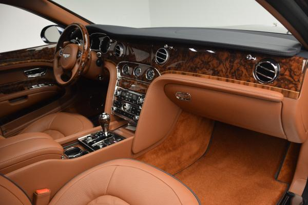 Used 2016 Bentley Mulsanne Speed for sale Sold at Bugatti of Greenwich in Greenwich CT 06830 20