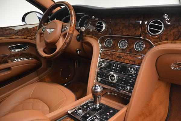 Used 2016 Bentley Mulsanne Speed for sale Sold at Bugatti of Greenwich in Greenwich CT 06830 22